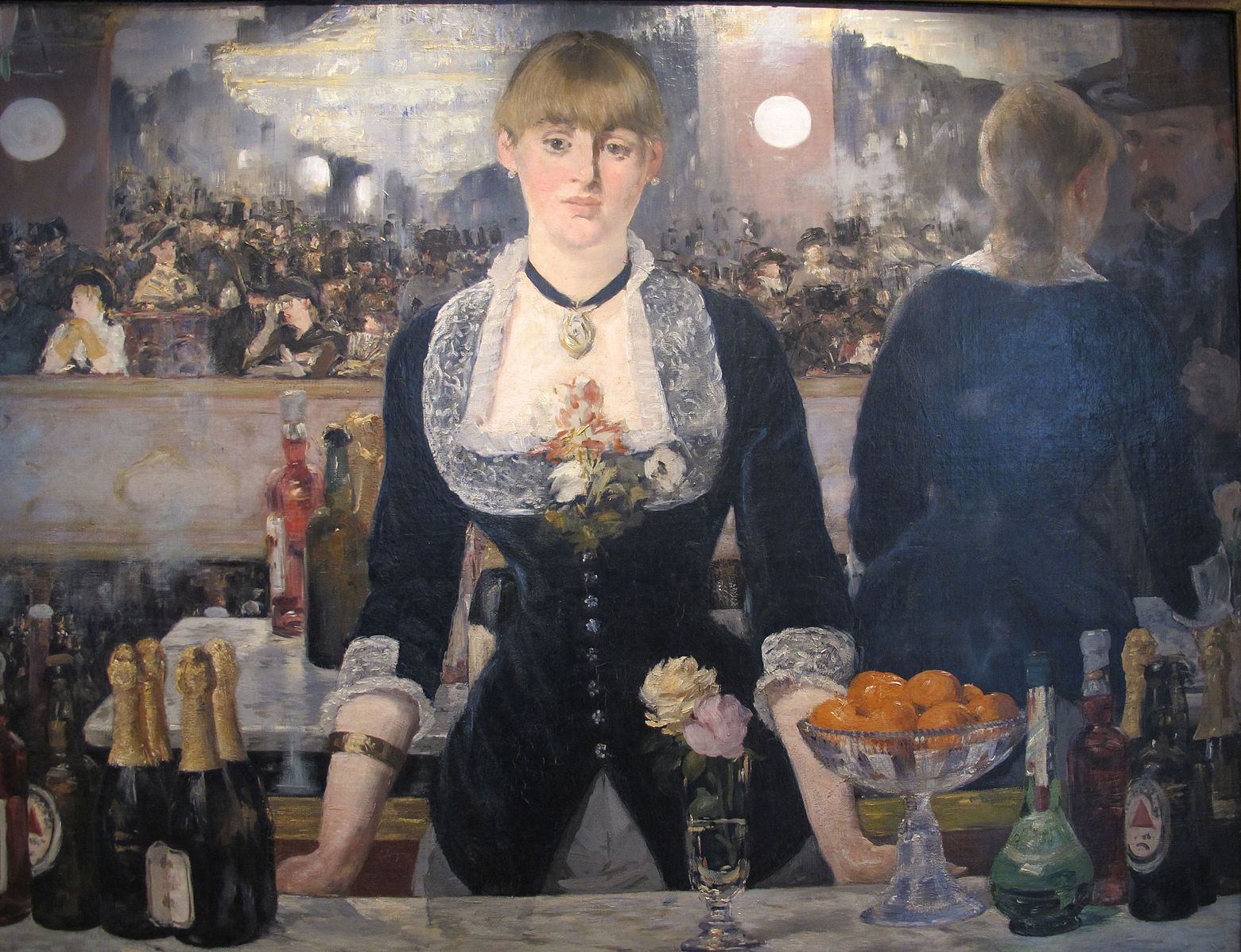 Famous Painting By Edouard Manet